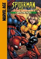 Spider-Man Team-Up (Marvel Age): Spider-Man and Kitty Pryde - Down with the Monsters! 1599610027 Book Cover
