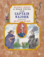 A Near Thing for Captain Najork 1567923232 Book Cover