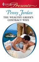 The Wealthy Greek's Contract Wife 0373129270 Book Cover