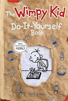 Diary of a Wimpy Kid: Do-it-yourself Book 0810971496 Book Cover