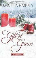 Gift of Grace: A Sweet Holiday Romance 1679096796 Book Cover