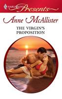 The Virgin's Proposition 0373129440 Book Cover