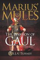 Marius' Mules: The Conquest of Gaul 1849238901 Book Cover