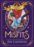Misfits 1492693901 Book Cover
