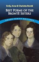 Best Poems of the Bronte Sisters 048629529X Book Cover