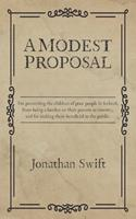A Modest Proposal 0141398183 Book Cover