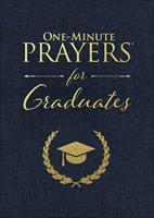 One-Minute Prayers® for Graduates 0736912851 Book Cover