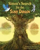 Simon's Search for the Scary Dragon (Simon's Tree House Adventures #2) 1950957160 Book Cover