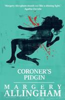 Coroner's Pidgin 0553245481 Book Cover