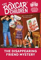 The Disappearing Friend Mystery 0807516287 Book Cover