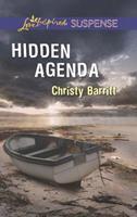Hidden Agenda 0373676670 Book Cover