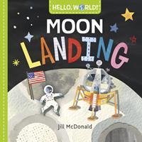 Hello, World! Moon Landing 0525648542 Book Cover
