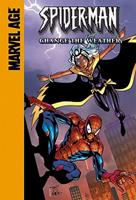 Spider-Man Team-Up (Marvel Age): Spider-Man and Storm - Change The Weather 1599610035 Book Cover