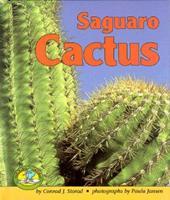 Saguaro Cactus (Early Bird Nature Books) 0822530023 Book Cover
