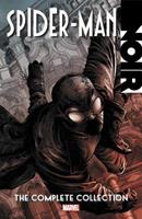 Spider-Man Noir: The Complete Collection 130291958X Book Cover
