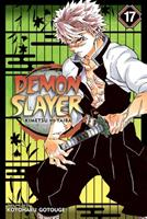 Demon Slayer: Kimetsu no Yaiba, Vol. 17 1974710610 Book Cover