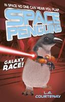 Space Penguins Galaxy Race! 1434297837 Book Cover
