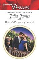 Heiress's Pregnancy Scandal 1335478124 Book Cover