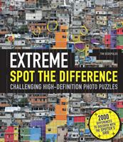 Extreme Spot the Difference: Challenging High-Definition Photo Puzzles 1787392716 Book Cover