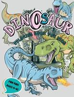 Dinosaur Coloring Book for Kids: Coloring Activity for Ages 4 - 8 0780795555 Book Cover