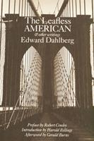 The Leafless American and Other Writings (Recovered Classics Series) (Recovered Classics Series) 0914232800 Book Cover