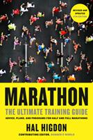 Marathon, Revised and Updated 5th Edition: The Ultimate Training Guide: Advice, Plans, and Programs for Half and Full Marathons 0593137736 Book Cover