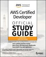 Aws Certified Developer Official Study Guide: Associate (Dva-C01) Exam 1119508193 Book Cover