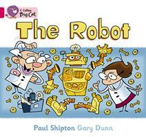 The Robot (Collins Big Cat) 0007185464 Book Cover