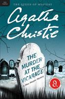 Murder at the Vicarage 0425067904 Book Cover