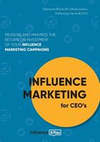 Influence Marketing for CEO's 2322238449 Book Cover