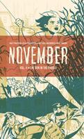November Volume II 1534313699 Book Cover