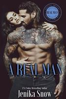 A Real Man: Limited Edition 1978480253 Book Cover