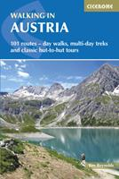 Walking in Austria: 101 Routes - Day Walks, Multi-day Treks and Classic Hut-to-Hut Tours 1852848596 Book Cover