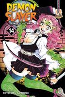 Demon Slayer: Kimetsu no Yaiba, Vol. 14 1974711145 Book Cover