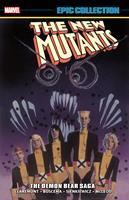 New Mutants Epic Collection Vol. 2: The Demon Bear Saga 1302918427 Book Cover
