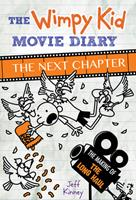 The Wimpy Kid Movie Diary: The next chapter 1419727524 Book Cover
