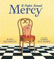 A Piglet Named Mercy 0763677531 Book Cover
