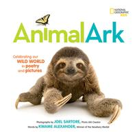 Animal Ark: Celebrating Our Wild World in Poetry and Pictures 1426327676 Book Cover