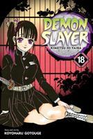 Demon Slayer: Kimetsu no Yaiba, Vol. 18 1974717607 Book Cover