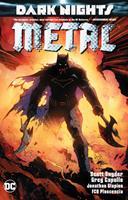 Dark Nights: Metal 1401288588 Book Cover