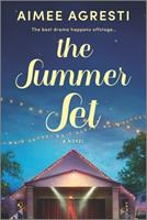 The Summer Set 1525823582 Book Cover