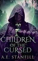 Children Of The Cursed: Large Print Hardcover Edition 1034147862 Book Cover