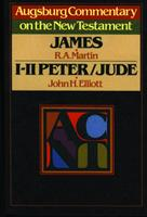 Augsburg Commentary on the New Testament: James, 1-2 Peter, Jude 0806619376 Book Cover