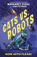 Cats vs. Robots #2: Now with Fleas! 006266574X Book Cover