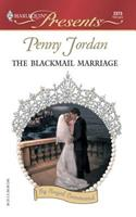 The Blackmail Marriage 0373123736 Book Cover