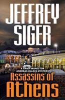 Assassins of Athens: Andreas Kaldis Series, Book 2 1590587073 Book Cover
