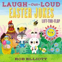 Laugh-Out-Loud Easter Jokes: Lift-the-Flap 006294391X Book Cover