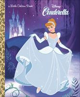 Cinderella (Little Golden Book) 1484711114 Book Cover