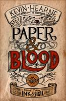 Paper & Blood 1984821288 Book Cover