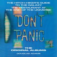The Hitchhiker's Guide to the Galaxy: The Original Albums: Two full-cast audio dramatisations 1529126576 Book Cover